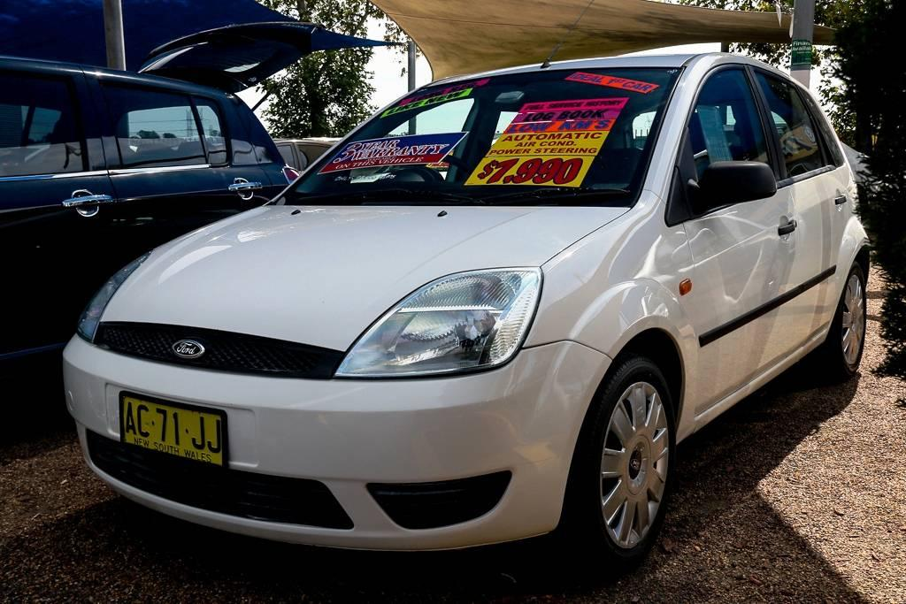 2004 Ford Fiesta WP LX