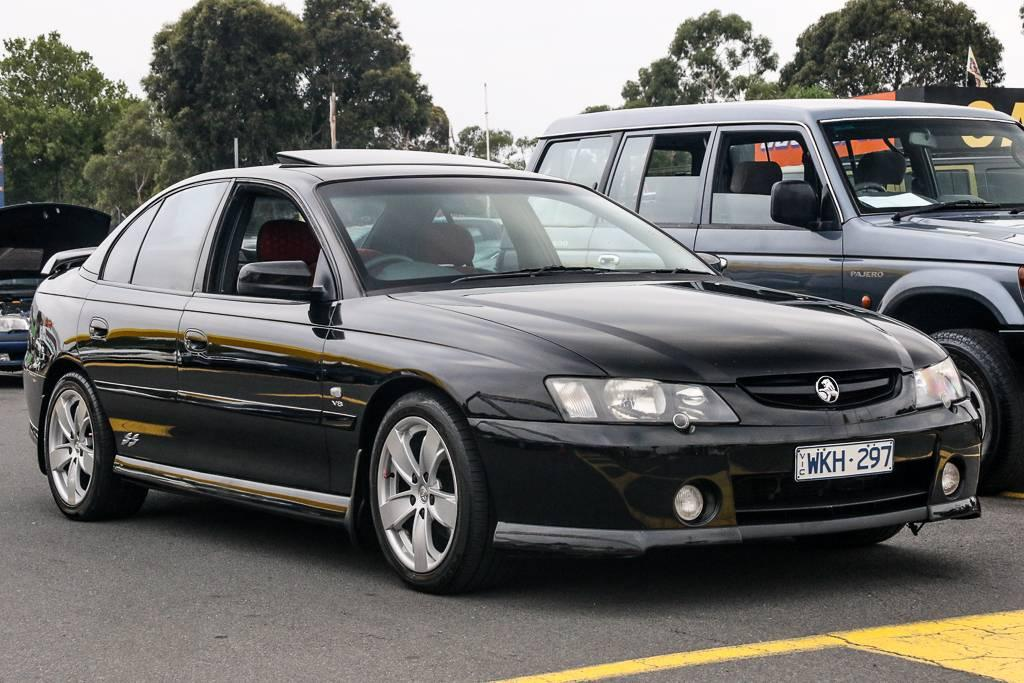 2004 Holden COMMODORE VYII SS
