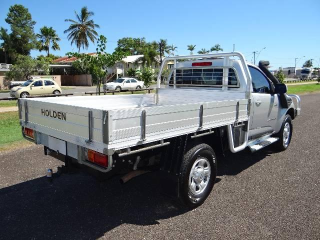 2013 Holden COLORADO RG LX (4x4)