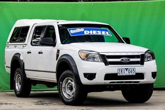2009 Ford Ranger PK XL 4X2