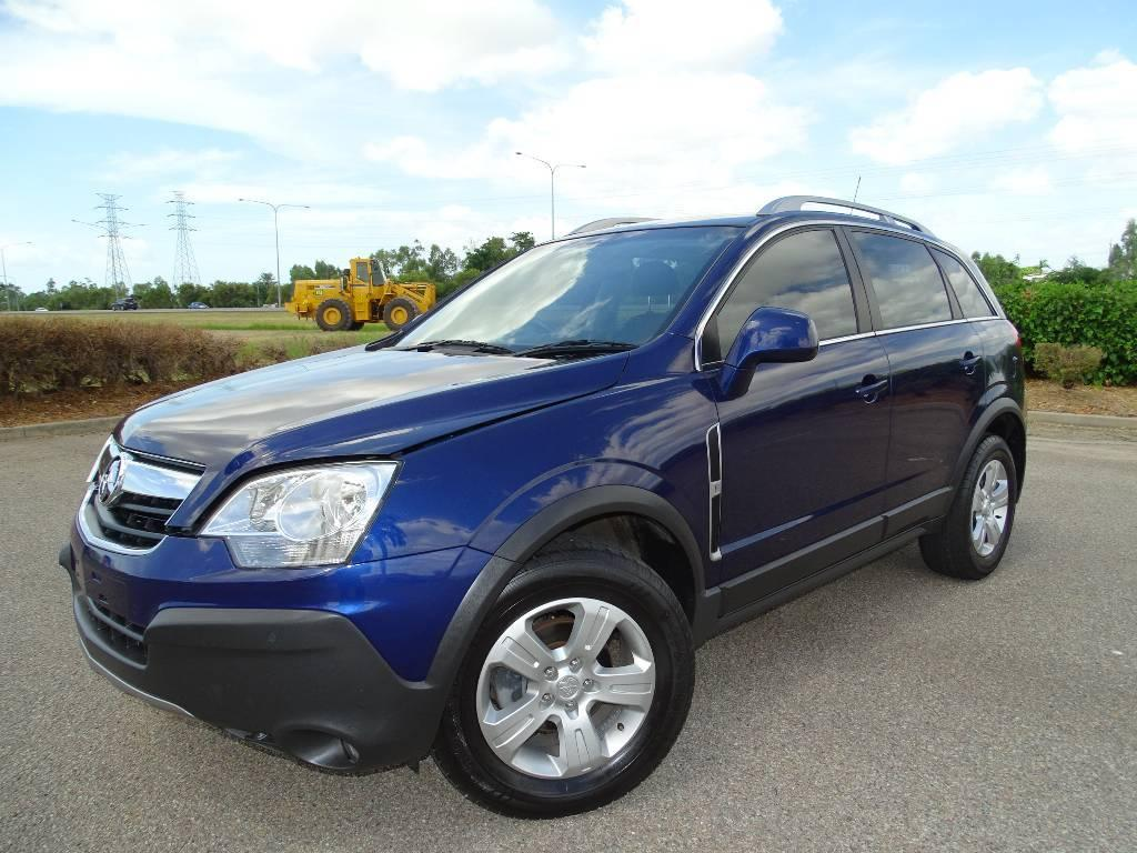 2010 Holden Captiva CG MY10 5 (FWD)