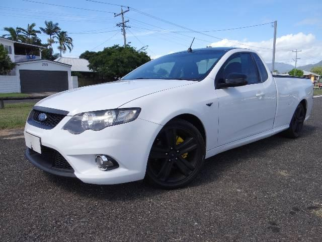 2011 Ford Falcon FG UPGRADE XR6