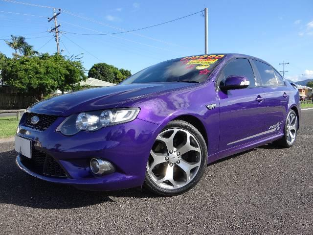 2010 Ford Falcon FG UPGRADE XR6 50TH ANNIVERSARY