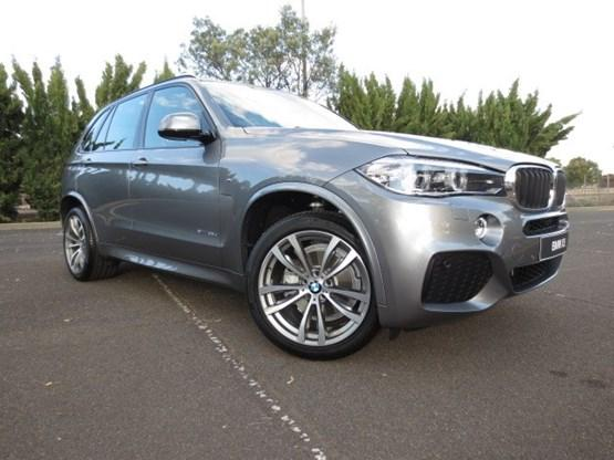 2016 BMW X5 F15 SDRIVE25D