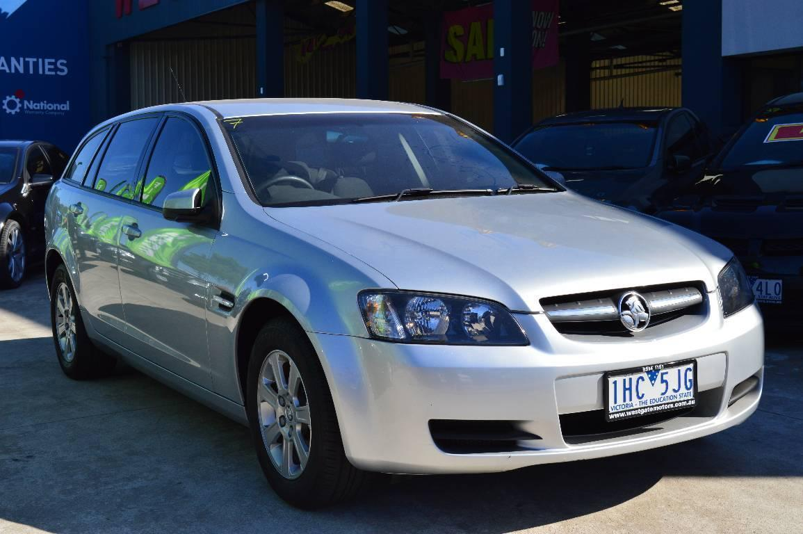 2009 holden commodore ve my095 omega