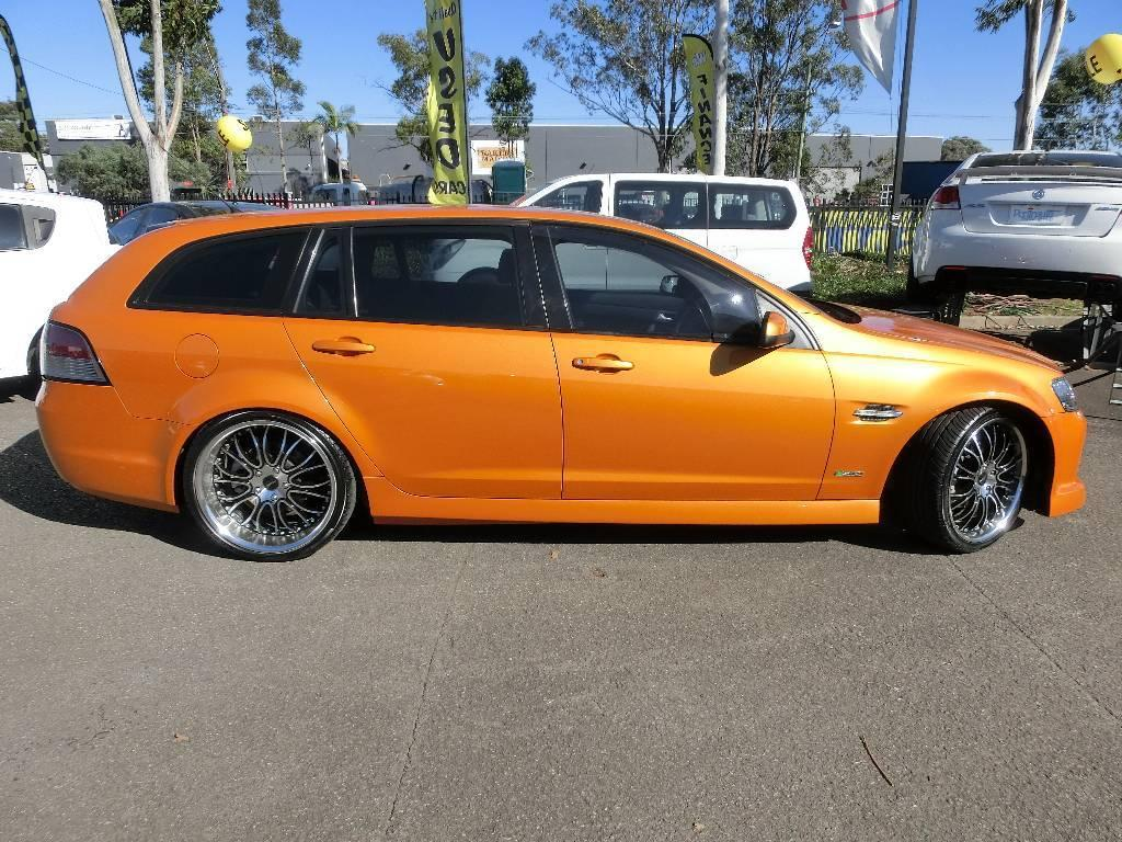 2009 holden commodore ve my10 sv6
