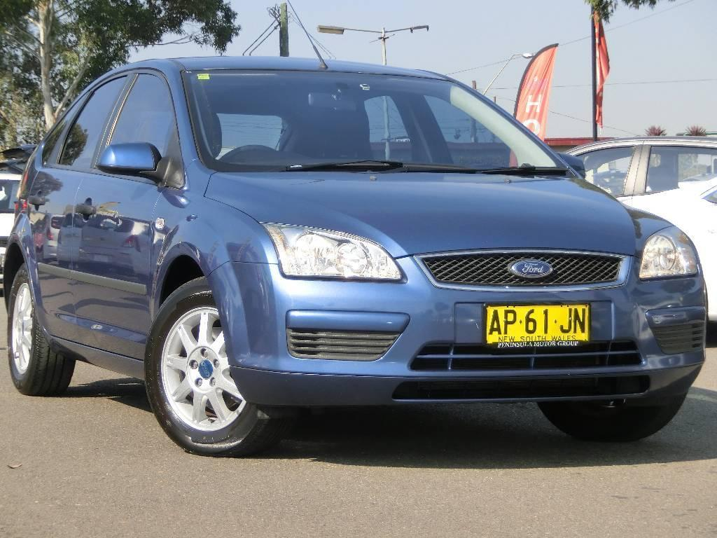 2007 Ford Focus LS CL