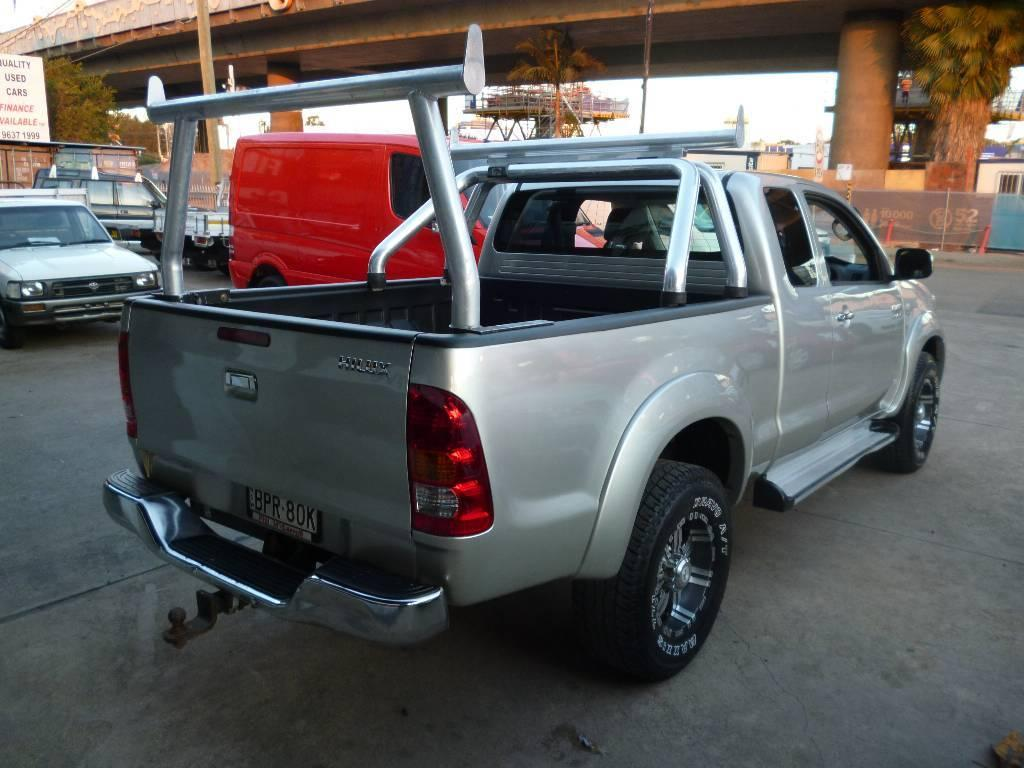 2009 toyota hilux kun26r 09 upgrade sr5 4x4. Black Bedroom Furniture Sets. Home Design Ideas