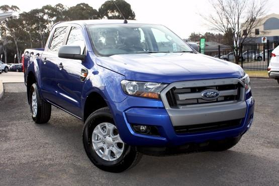 2016 Ford Ranger PX MkII XLS