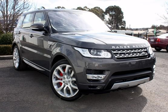 2016 Land Rover Range Rover Sport L494 SDV6 HSE