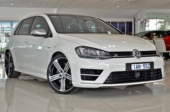 2014 Volkswagen Golf 7 R
