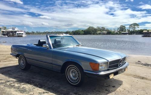 1973 Mercedes-Benz 350  SL
