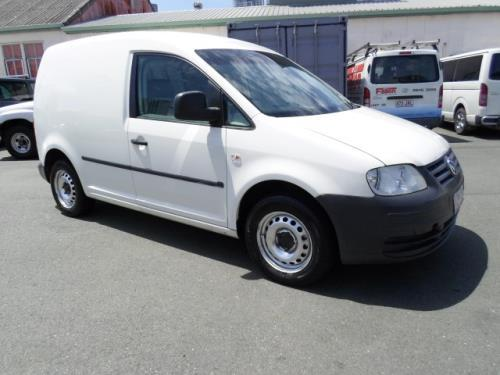 2008 Volkswagen Caddy 2K MY08 1.9 TDI