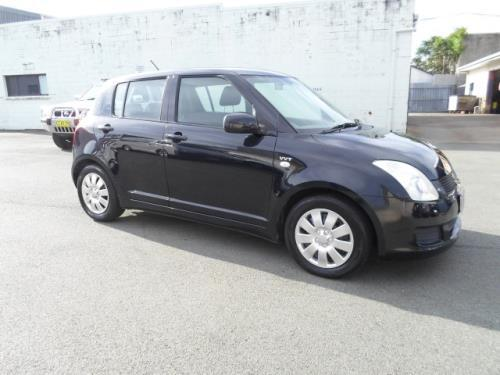 2007 Suzuki Swift  EZ 07 UPDATE