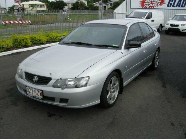2002 Holden COMMODORE VY SV8