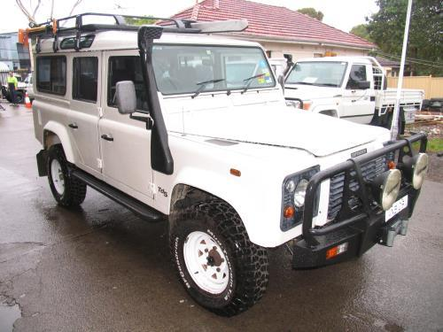 2002 Land Rover DEFENDER  110 Td5 EXTREME (4x4)