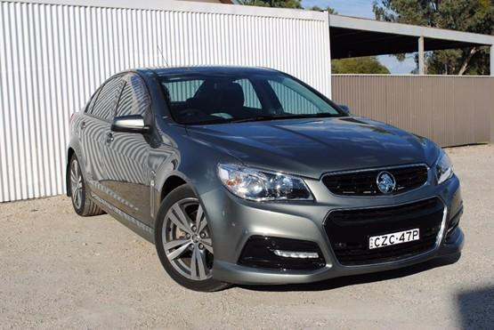 2015 Holden COMMODORE VF SS
