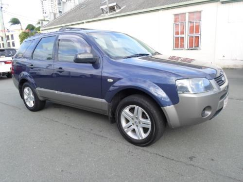 2008 Ford TERRITORY SY MY07 UPGRADE TX RWD