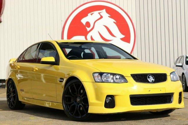 2012 Holden COMMODORE VE II MY12 SS