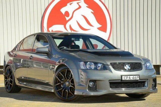 2011 Holden COMMODORE VE II MY12 SS