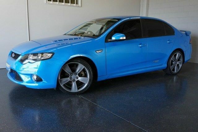 2010 Ford Falcon FG UPGRADE XR6T 50TH ANNIVERSARY