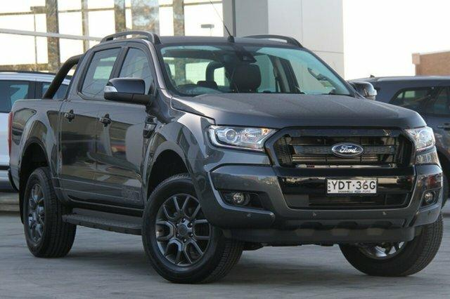 2017 Ford Ranger PX MkII XLT Double Cab