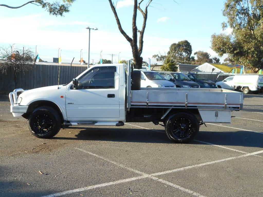 1999 Holden Rodeo TFR9 LX