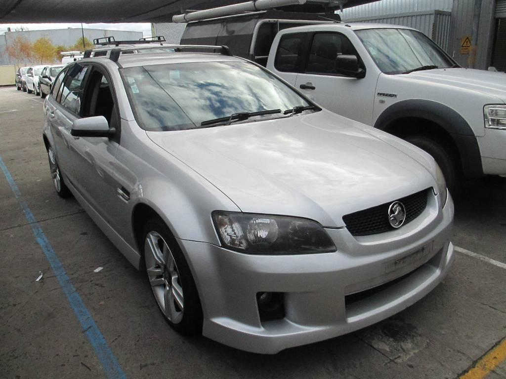 2009 Holden COMMODORE VE MY09.5 SV6