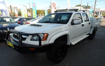 2008 Holden COLORADO LX (4x4) RC MY09