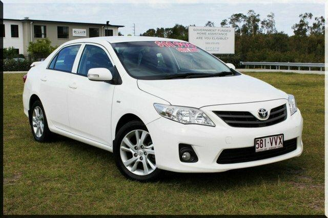 2011 Toyota Corolla ZRE152R MY11 ASCENT SPORT