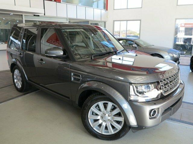 2016 Land Rover Discovery Series 4 L319 MY16.5 TDV6