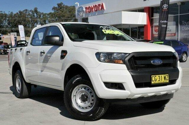 2015 Ford Ranger PX MkII XL Double Cab