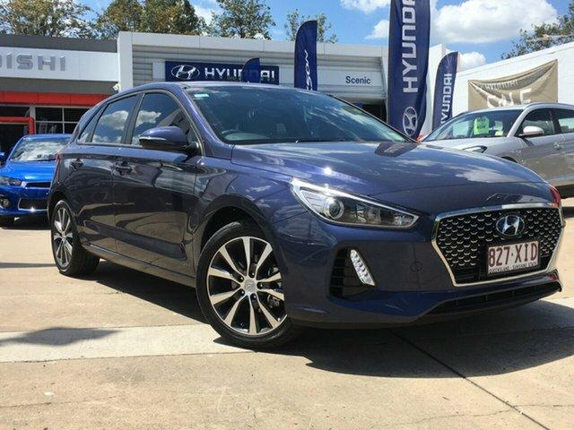 2017 Hyundai I30 PD MY18 Elite D-CT