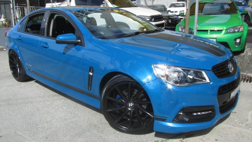 2014 Holden COMMODORE VF SS STORM