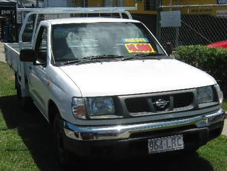 2000 Nissan Navara D22 S3 DX SINGLE CAB