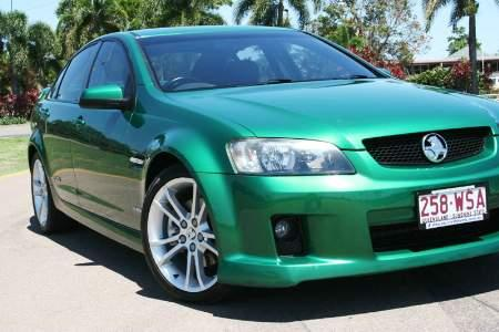 2009 Holden COMMODORE VE MY10 SS