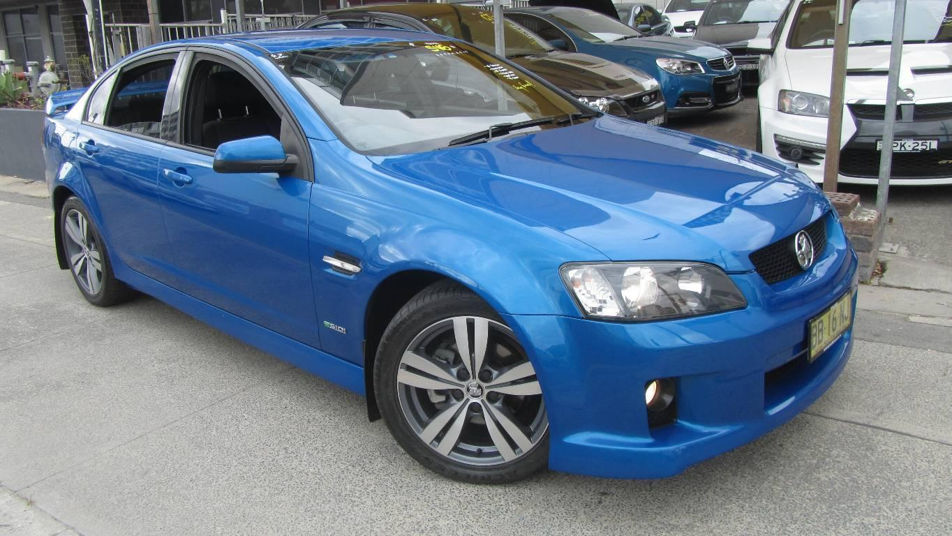 2010 Holden COMMODORE VE MY10 SV6