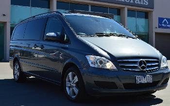 2011 Mercedes-Benz Viano 3.0 CDI 639 MY11