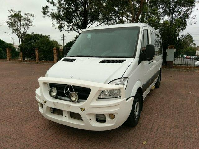 2010 Mercedes-Benz SPRINTER 906 MY10 319 CDI MWB