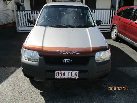 2004 Ford Escape ZB XLS