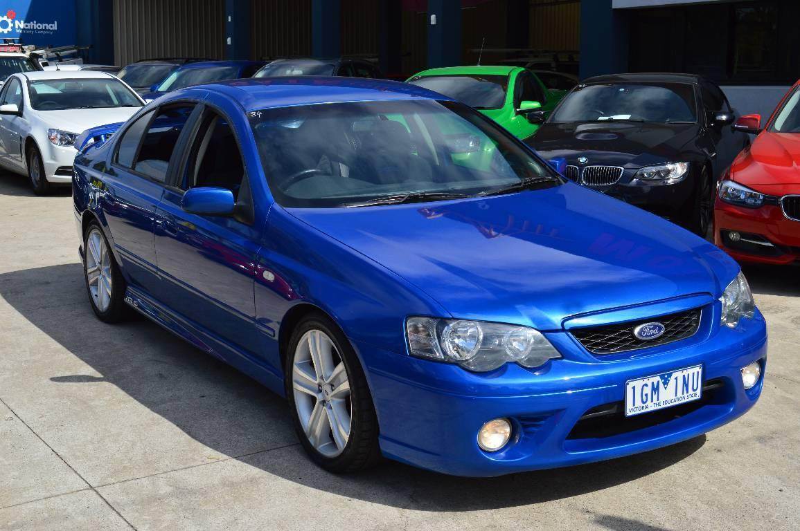 2007 Ford Falcon BF MKII 07 UPGRADE XR6