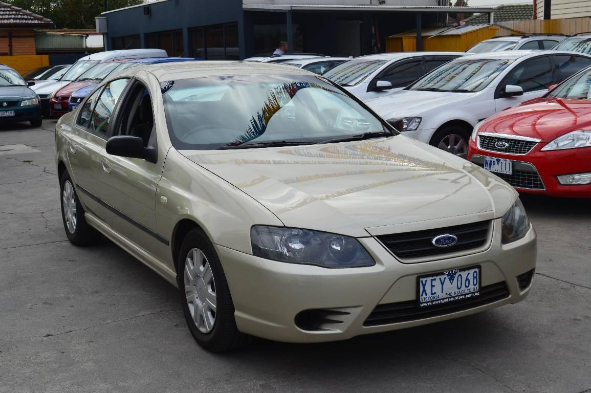 2007 Ford Falcon BF MKII 07 UPGRADE XT