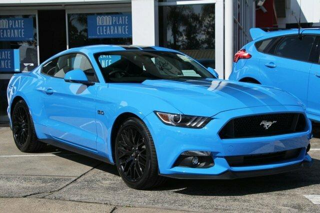 2017 Ford Mustang FM MY17 GT Fastback SelectShift
