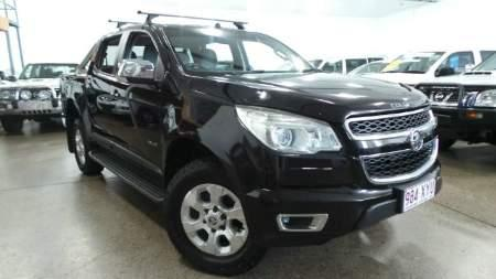 2012 Holden COLORADO RG MY13 LTZ DUAL CAB