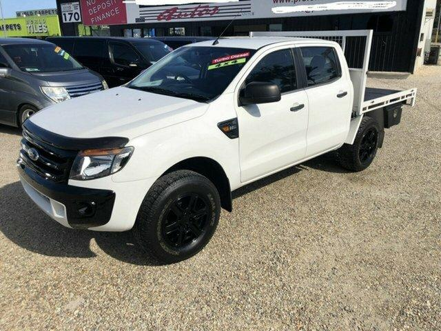2013 Ford Ranger PX XL 2.2 6 speed