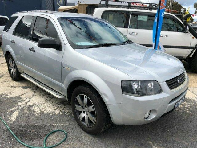 2007 Ford TERRITORY SY SR (4x4)