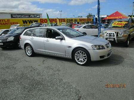 2010 Holden COMMODORE VE MY10 International Sportw