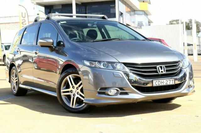 2010 Honda ODYSSEY 4TH GEN MY10 LUXURY
