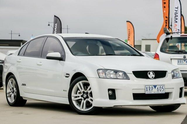 2009 Holden COMMODORE VE MY09.5 SS