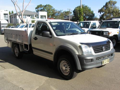 2005 Holden Rodeo RA LX